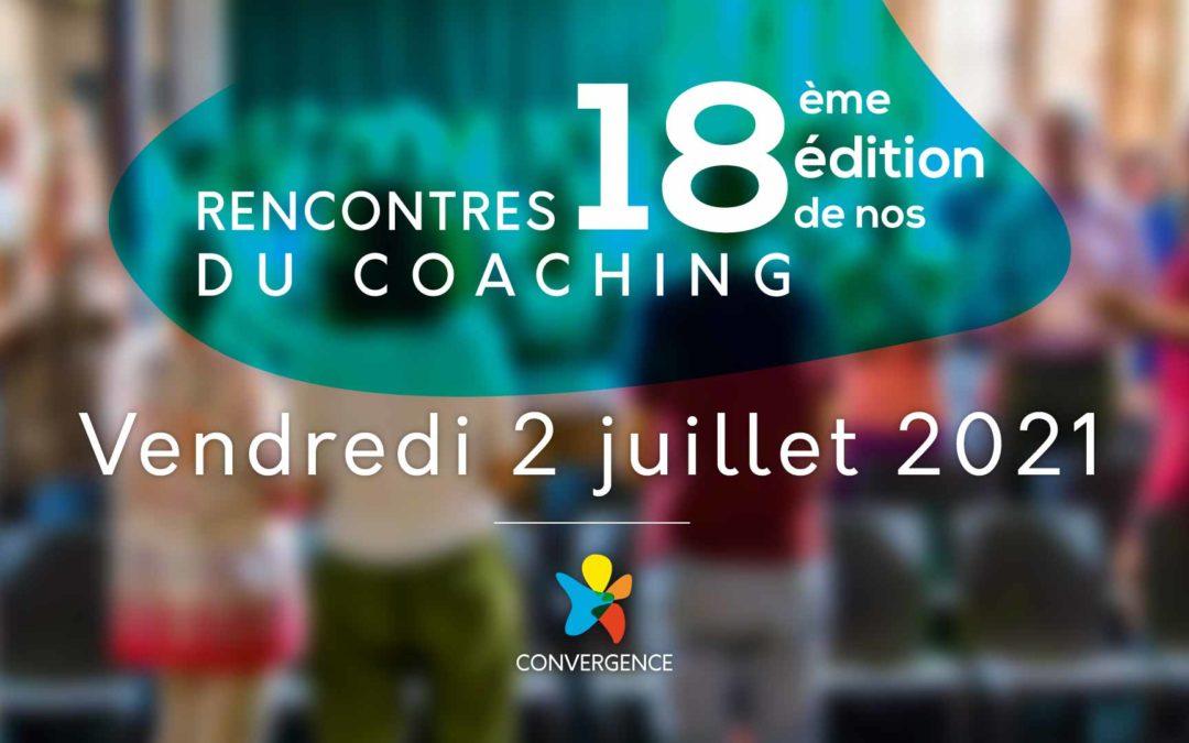 18èmes Rencontres du Coaching professionnel Convergence RH